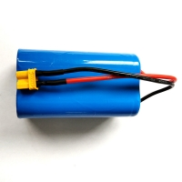 Best 7.4V 4400mAh Liion Battery Pack Rechargeable For Miner Lamp wholesale