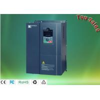 Best Iron Case 18kw 380VAC 3 Phase Frequency Inverter Built In PID / RS485 / Brake Unit wholesale