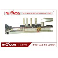 Best Compressed Earth Brick Stacking Machine 220V 35kw With SO BIS CE Approval wholesale