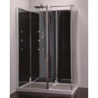 Best New whole sale walk in glass shower room bathroom shower cubicle shower cabin wholesale