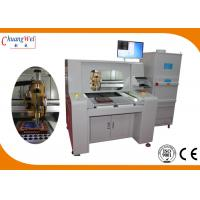 Best Low Maintenance PCB Automatic Router Machine High Resolution Ccd Video Camera wholesale