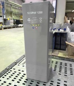 Best F12 Terminal Solar Gel Tubular Lead Acid Battery 12Volts 1200Ah Opzv wholesale