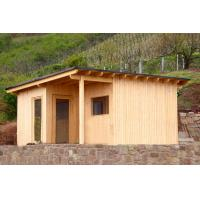 China 4 Person Outdoor Sauna Kit, Solid Wood Sauna House For Weight Loss on sale