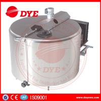 Cheap Customized Stainless Steel Milk Tank Dairy Chilly Equipment 3 Years Warranty for sale