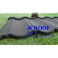 Best Antique Bond Type Stone Coated Roofing Tiles With 8 Accessories wholesale