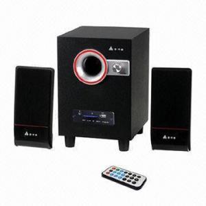 China 2.1 Multimedia/Computer Speakers on sale
