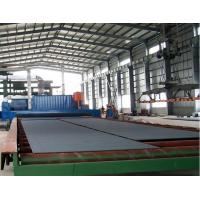 Automatically Steel Shot Blasting Machine For Rust Removing / Stress Relieving