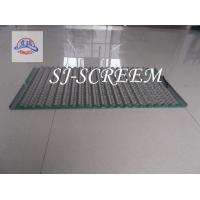 Buy cheap Green Rock Shaker Screen Dorrick Hyperpool Wave Vibrating Screen For Drilling from wholesalers