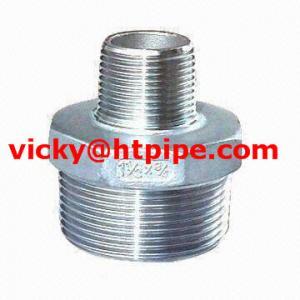 Best stainless steel swage nipple wholesale