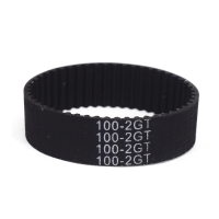 Best 2GT/GT2 Ring Closed Synchronous Timing Belt Rubber Transmission 10MM wholesale