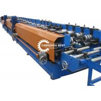 Best C Style Perforated Cable Tray Machine Forming Machine Automatic Production Line wholesale
