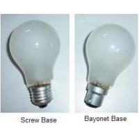 Cheap vibration service double contact bayonet base frosted lamps for sale