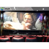 Best 3D Glasses Screen 4D Cinema System Dynamic Movie Theater Equipment wholesale