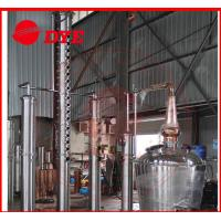 Best All Grain Commercial Distilling Equipment , Micro Distillery Equipment wholesale