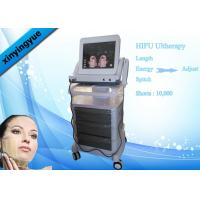 Best Medical Face sculpting High Intensity Focused Ultrasound Machine 800W wholesale