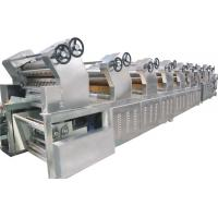 Electrical System Fully Automatic Noodles Making MachineAvailable Voltage Custom