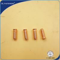 China Various Sizes Weld Stud Fasteners Threaded Weld Studs High Precision M3~M10 on sale
