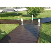 Best Hollow Wood Plastic Composite Products Corrosion Resistance Eco - Friendly wholesale