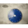 Buy cheap OD180mm Sintered Diamond Ceramic Tile Saw Blades , Mesh Rim Turbo Saw Blade from wholesalers