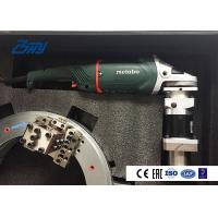 """Best 6"""" - 12"""" Portable Pipe Cutting And Beveling Machine High Efficiency wholesale"""