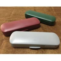 Best Safety Solid Plastic Reading Eyeglass Cases Hard Practical Environmentally Friendly wholesale