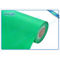 Best Green OEM Non Woven Polypropylene Spunbond Fabric Recyclable / Eco Friendly wholesale