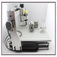 Cheap Newest CNC router 3040 with 4th axis for sale