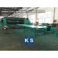 Best CE Certification Gabion Making Machine With Automatic Straightening / Cutting System wholesale