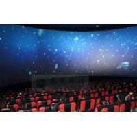 Best Electric 4D movie theater Motion chair 7.1 audio system special effect system wholesale