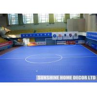 Details of shock absorption surfaces indoor basketball for Indoor basketball court for sale