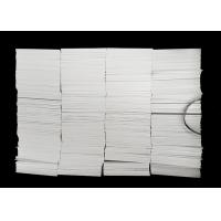 Buy cheap 95% High Pure White Color Alumina Ceramic Sheet High Thermal Conductive from wholesalers