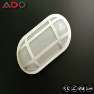 Best IK09 Oval White Aluminum 24W PP 2400LM LED Bulkhead Lamp wholesale