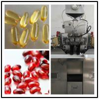 Best S403 Soft Gelatin Encapsulation Machine With Gelatin Melting System For Krill Oil Production wholesale