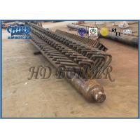 Best Power Plant Boiler Steel Headers , ASME standard Boiler Parts wholesale