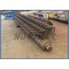 Buy cheap Power Plant Boiler Steel Headers , ASME standard Boiler Parts from wholesalers