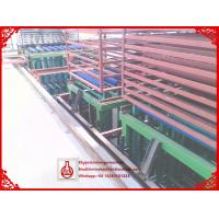 Quality Construction Material Making Machinery with Power Distribution System Heating System wholesale