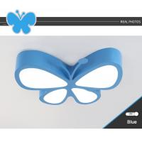 Best Indoor modern IP40 butterfly LED Ceiling light & led ceiling lamp for Playroom wholesale
