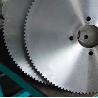 Quality TCT 350mm  circular saw body and steel core with material 8CrV 80CrV2 75Cr1 wholesale