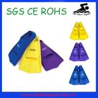 Best Swim Trainer Neo Rubber Training Fin wholesale