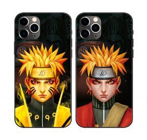 Best Black Anime 3D Lenticular Flip Phone Case For Iphone 11 wholesale