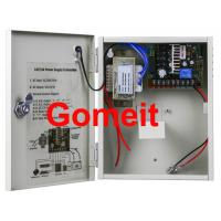 Best 36w Access Control Power Supply 12VDC 3A  Can Support Battery Back Up Over Current Protection wholesale
