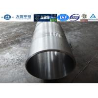 Best 1.4307 F304 F316 F51 F53 F60 Stainless Steel Forged Sleeves Oil Cylinder Forgings wholesale