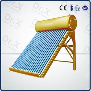 180liter non pressure solar water heater