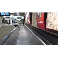 Buy cheap 12 Degree Inclined Automatic Sidewalk High Performance Passenger Conveyor from wholesalers