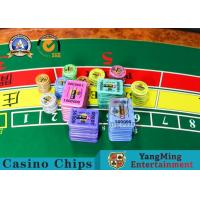 Best Manufacturer Custom RFID Chip Poker Club VIP Clay Texas Chip Independent Identification ID Number wholesale