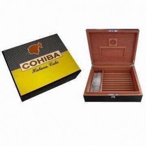 Best Wooden Cigar Humidor, Measures 37x24x10cm wholesale