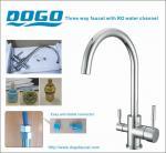 Best 3 way drink faucet, RO water tap, kitchen faucet tri flow reverse osmosis (DG-B3302) wholesale