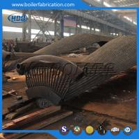 Best Horizontal Cyclone Separators Carbon Steel Dust Collection Circulating Fluidized Bed Technology wholesale