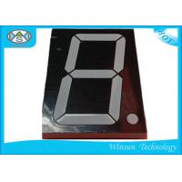 Best Lead Free 7 Segment Digital Clock LED Display With Low Voltage And Current , High Brightness wholesale