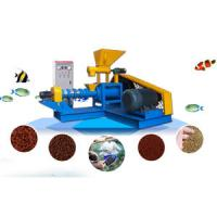 Best 450kg/h Fish Feed Extruder Machine for Floating or Sinking Fish Feed Project wholesale